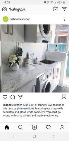 Laundry Powder, Laundry Room, Washing Machine, Home Appliances, Powder Room, Room Ideas, Interior Design, House, House Appliances