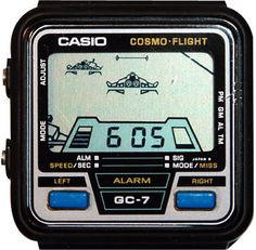 Casio-CosmoFlight