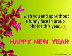New Year Funny Wishes