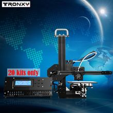Tronxy Newest Model ! Model Print Layer XY axis positioniong Z axis positioning Nozzle diameter Nozzle Printing material:PLA Material Color 3d Printer, Cheap 3d Printer, Desktop 3d Printer, 3d Printer Kit, 3d Printer Projects, Machine 3d, 3d Filament, Diy 3d, Prusa I3