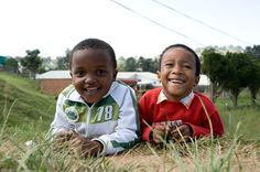 Happy Monday from SOS Children's Villages!