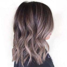dark+brown+hair+with+ash+brown+highlights