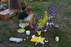 PERFORMANCE!   Wakacyjne warsztaty dla dzieci w parku / summer workshops for kids in the park