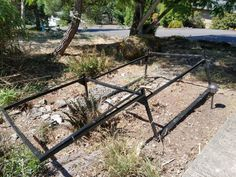 Lumber rack for dodge (Sutherlin) $200