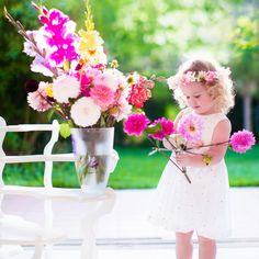 Już od najmłodszych lat powinnaś starać się uczyć swoje dziecko szacunku do otaczającego go świata.