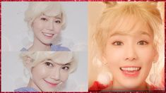 Taeyeon Girls' Generation(TTS)소녀시대-태티서-Dear Santa Makeup Tutorial
