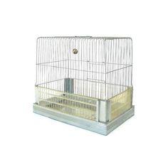 Mid-Century Hendryx Bird Cage by marybethhale on Etsy