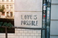 the best graffiti ever-positive words