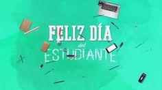 ¡Feliz día del estudiante! 😃❤