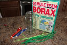 Image result for snowflake on a string borax