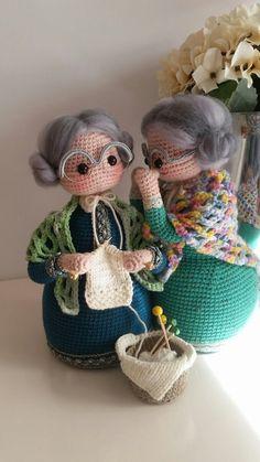 Amigurumi Crochet By Selinisi Örgücü Teyze doll Amigurumi doll. For sale pattern. İnstagram Mesmerizing Crochet an Amigurumi Rabbit Ideas. Lovely Crochet an Amigurumi Rabbit Ideas. Crochet Gifts, Cute Crochet, Beautiful Crochet, Crochet Toys, Knit Crochet, Crochet Dolls Free Patterns, Crochet Doll Pattern, Doll Patterns, Tatting Patterns