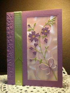 Vertigo Honey Blossoms by mother's daughter - Cards and Paper Crafts at Splitcoaststampers