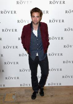Pin for Later: Minimalism Is Sexy —Just Ask Kim Kardashian and Megan Fox Robert Pattinson Robert Pattinson at a London screening of The Rover.