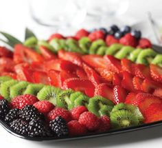 Berry tray