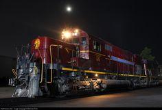 RailPictures.Net Photo: AM 56 Arkansas & Missouri Railroad Alco C420 at Fort Smith, Arkansas by Michael Polk