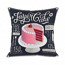 H's Layer Cake - Meine Mutter sagt immer: Das Leben ist wie ein Layer Cake. Du weisst nicht, was dich im nächsten Abschnitt erwartet – und hinterher war dieser noch süsser als der letzte. Ob sie recht hat oder nicht, weiss ich nicht. Aber eines ist sicher: Du bist verantwortlich für die Zutaten deines Lebens, und der Schwingbesen liegt in deiner Hand.