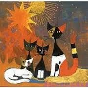 Image result for les chats de rosina wachtmeister