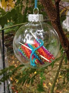 Great present for a knitter.