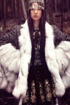 Sakha female shaman lifestyle