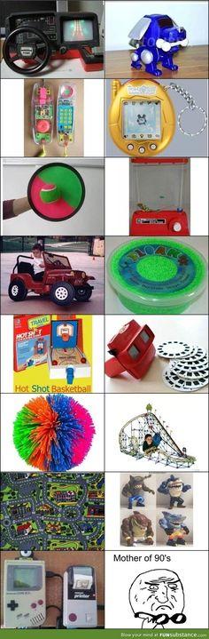 90s #90's Kid #Childhood Memories #Toys