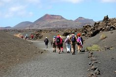 3-Volcanoes Guided Walking Tour from Lanzarote  This walk is an easy alternative for those who want to learn about volcanology and admire the moonscape of the Natural Park of Volcanoes from close without having to do a big physical effort. This tour takes you to three completely different young volcanoes that belong to the Timanfaya eruption series. There is a Landrover transfer from one volcano to the other. Easy, educational and picture perfect scenery. This is proba...