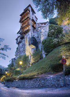 Hanging Houses of Cuenca, Ecuador