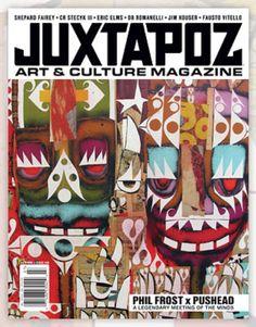 Juxtapoz Art & Culture Magazine