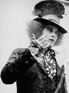 Mad Hatter from Alice in Wonderland