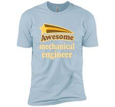 Mechanical Engineer Vintage Engineering Job T-shirt Gift