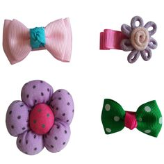 Charis Kid Hair Clips for Baby Toddlers Girls - Barrettes Assorted Cut – New8Store