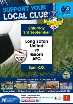 Long Eaton United FC (@LongEatonUnited) | Twitter