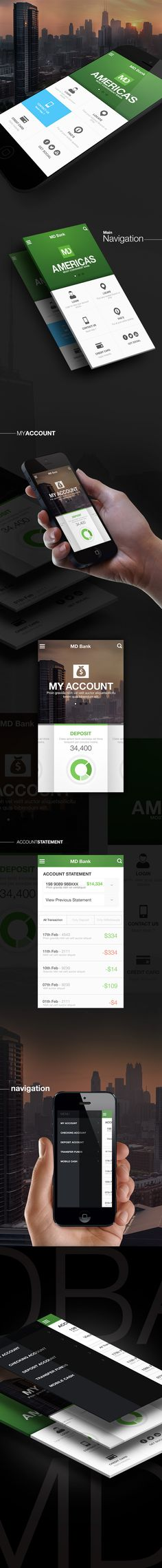 Bank iPhone App