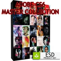 Adobe Creative Suite 6 Master Collection Student And Teacher Edition 64 bit