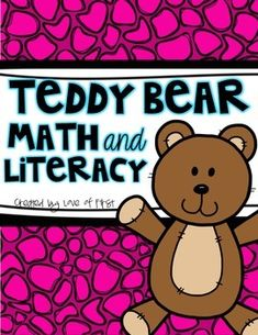 This 30 page unit is all about teddy bears! These differentiated activities make this pack useful for a classroom with varying abilities as well as a range of grade levels (K-2)This packet includes:*Teddy Bear Writing   -Meet My Teddy (2 versions available with different lines)  -2 Thinking Maps (describing teddy and reasons I love my teddy)  -I love my teddy because...