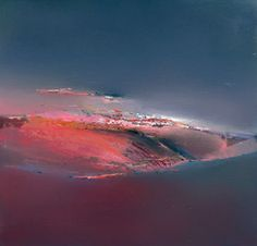 'Velvet Night'  Oil on canvas, Elaine Jones
