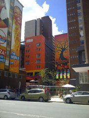 A colourful side to Braamfontein, JHB ..