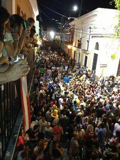 Fiestas de San Sebastián / festival / Viejo San juan