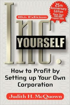 Inc+Yourself,+10th+Edition