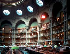 20 of the World's Most Spectacular Libraries in the World