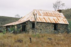 Cobb & Co stone house Queensland