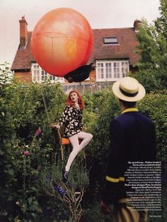 Tales of the Unexpected Vogue UK Tim Walker Roald Dahl 13