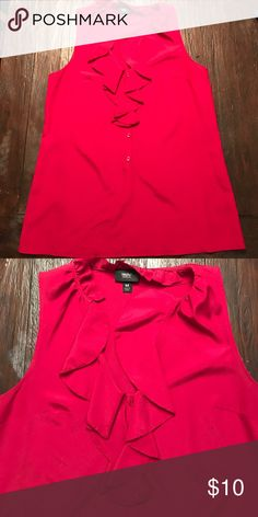 Mossimo Tank Top Blouse, size m Mossimo Tank Top Blouse, size m, great color Mossimo Supply Co. Tops Blouses