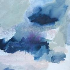 'Studio Midnight'. Abstract on Canvas. SOLD. Palette, Clouds, Studio, Abstract, Canvas, Outdoor, Art, Tela, Outdoors