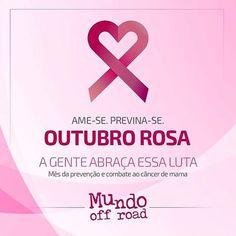 O Centro Automotivo Mundo Off Road apoia o Outubro Rosa! #mundooffroad #outubrorosa #4x4 #cancerdemama #santocity #santos #autopecas #baixadasantista #offroad #centroautomotivo #FIREMidia #redessociais
