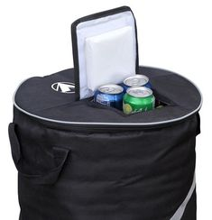 The 48 Can Pop Up Party Cooler is perfect for taking to the beach, camping, tailgating or for any kind of parties. The pop up party cooler is insulated, with a pop up top in the lid for easy accessing up to 48-12 ounce cans.