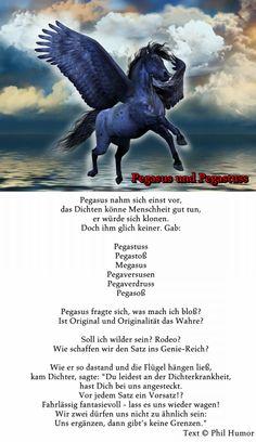 Pegasus und Pegastuss  http://www.bookrix.de/post/group;content-id:group_1063812690,id:1185754.html http://www.bookrix.de/_group-de-drabbles