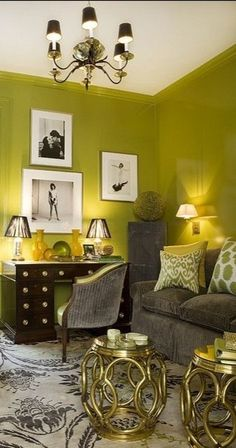 Green Home Decor, New Theme, House 2, Cottage, Lime, Fresh, Spring, Beauty, Limes