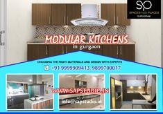 Modular Kitchens in Gurgaon Design Your Kitchen, Design Your Own, Kitchen Chimney, Marine Plywood, Wall Colours, Kitchen Styling, Wardrobes, Kitchens, Appliances