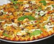 Pizza a la vodka is all about the attention to detail. Gourmet Pizza Recipes, Grey Goose Vodka, Fresh Mozzarella, Prosciutto, Pizza Dough, Stuffed Mushrooms, Detail, Breakfast, Food