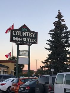 Outdoor Signage, Country Inn & Suites By Carlson, Regina, SK